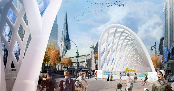 Ste Catherine Street Revamp Begins! More construction find out where!