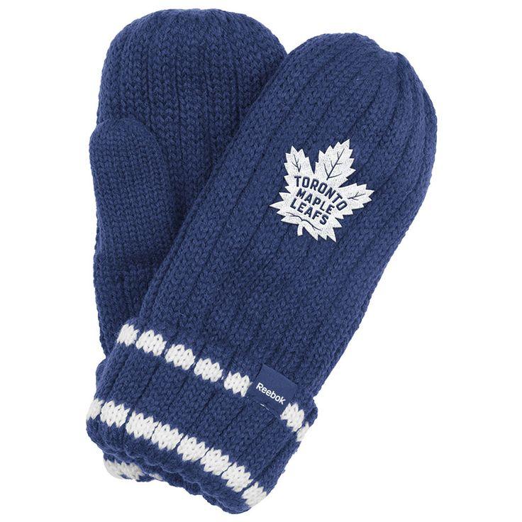 Toronto Maple Leafs Reebok Ladies Mittens - shop.realsports