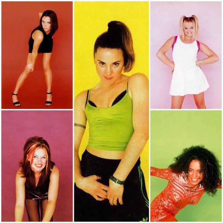 Spice Album promotional shoot photographed in Tokyo, Japan in June, 1996!  #spicegirls #Japan #90s