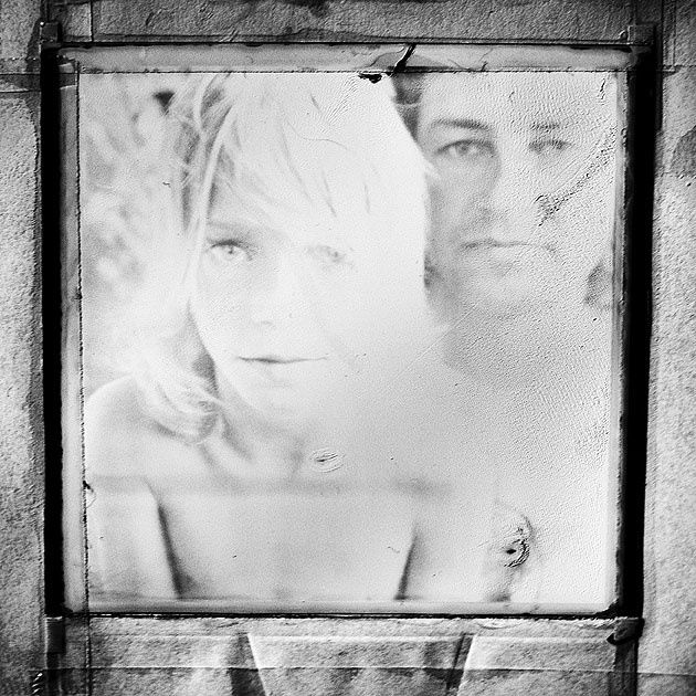 polaroid transfer © sophie thouvenin
