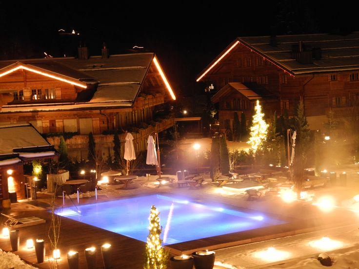 The #Alpina Gstaad