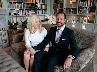 Fotoserie i anledning Kronprinsparets 40-årsdager, sommeren 2013