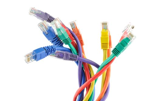 Steelsparrow is a Space for Ultimate Colors of Lan Cables with different brands by Online @ www.steelsparrow.com