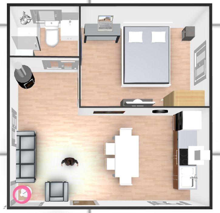 Greenhome Plan 3D