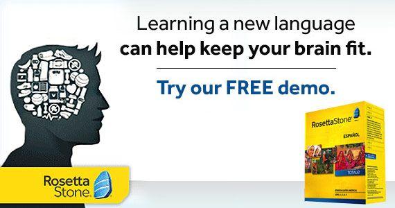 FREE Rosetta Stone Trial...