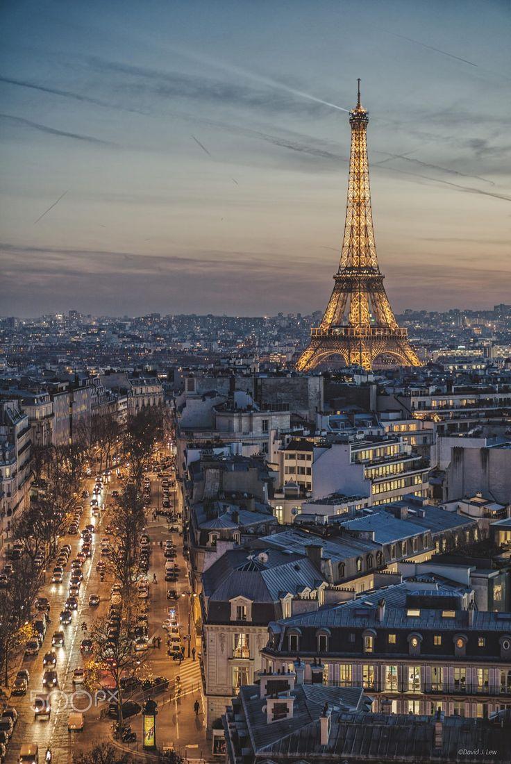 Parisienne by David J. Lew