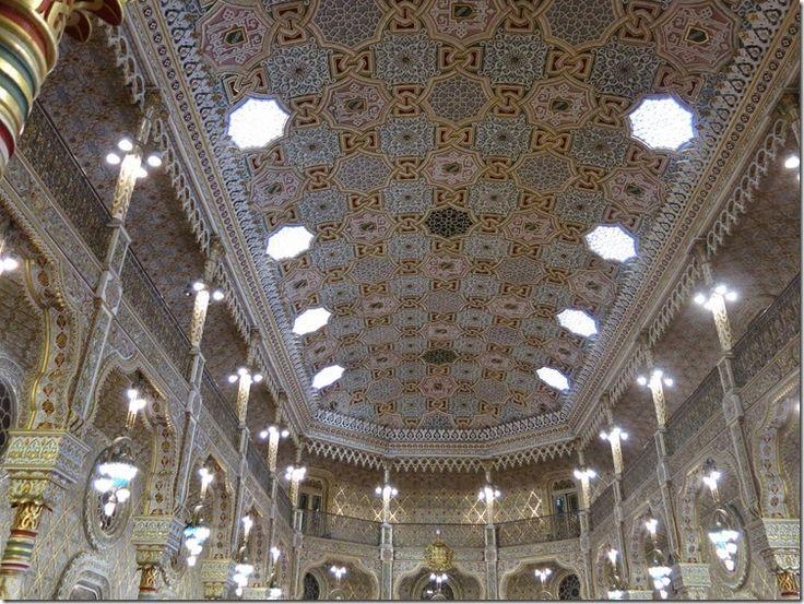 Palácio da Bolsa - Salão Árabe (2)