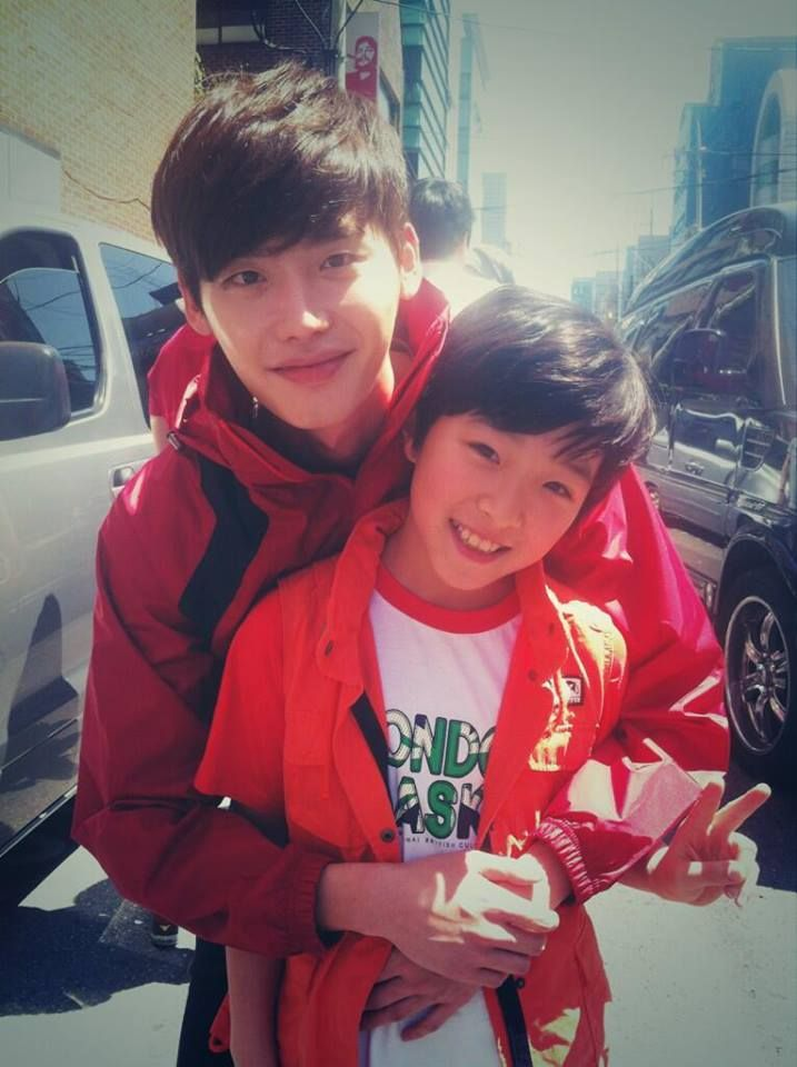 Pinocchio | Lee Jong Seok & child actor who lays younger version of his character, Choi Dal Po.
