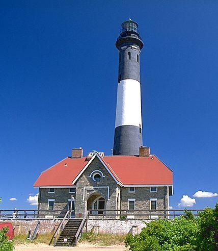 Fire Island Lighthouse, Long Island, NY #NY #Lighthouse #LongIsland