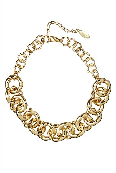 #junesale Sale Her | Witchery - Irregular Chain Necklace