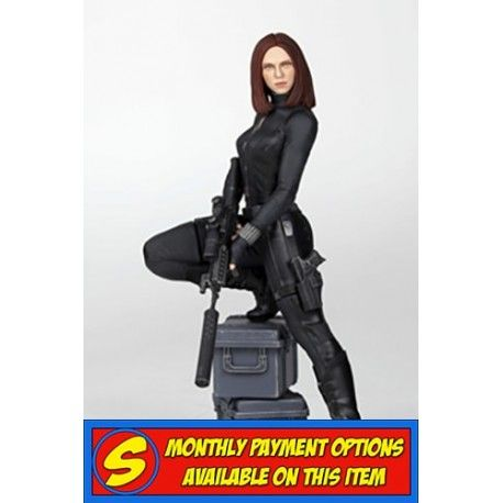 Buy #GENTLEGIANT - #BLACKWIDOW 7TH SCALE COLLECTORS GALLERY STATUE online at Statuesque. Great prices and most items have monthly payment options.