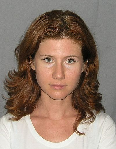 Russian Spy in the Illegals Program Anna Chapman(Anna Vasil'yevna Kushchyenko)
