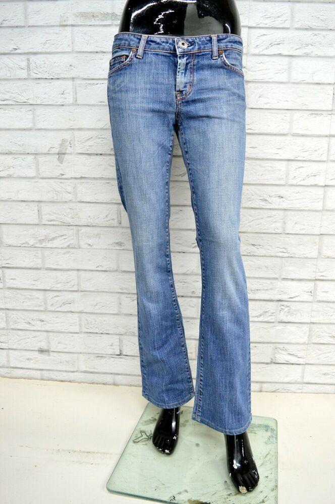 new arrival 11961 0c25f Jeans Donna GUESS PREMIUM Taglia Size 29 Elastico Pants ...