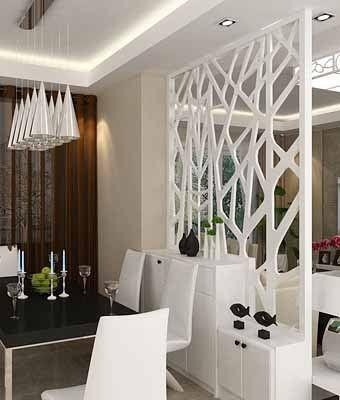 paneles de pared para una cocina de planta abierta
