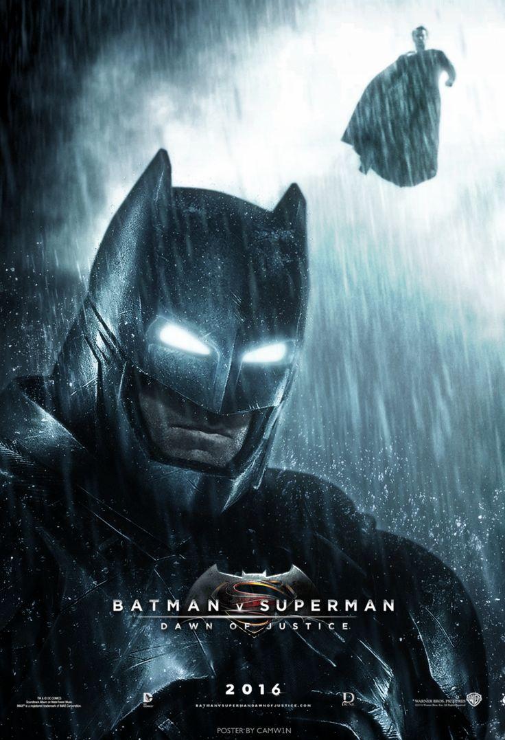 Batman vs Superman - Novas imagens promocionais mostram os heróis trocando socos! - Legião dos Heróis
