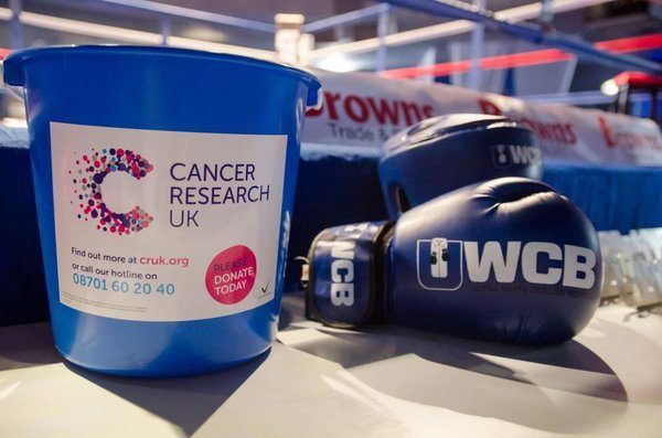 Ultra White Collar Boxing raises £10m for CRUK in four years