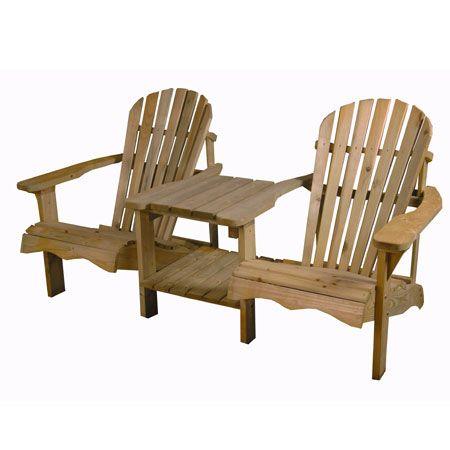 Comfortline doublechair - S&S
