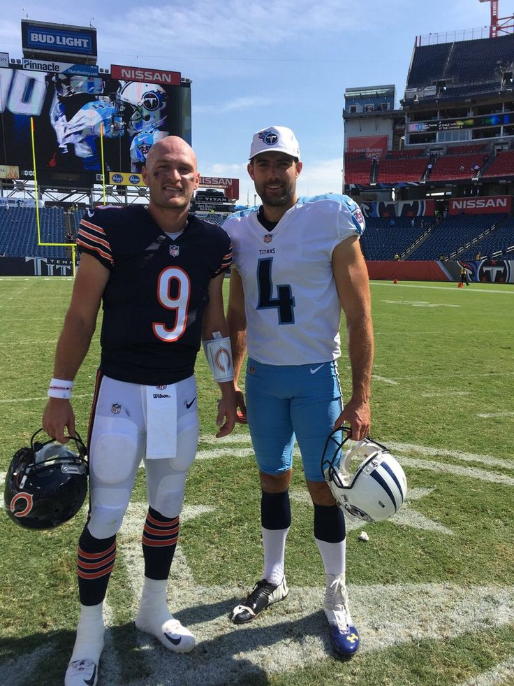 former South Carolina Gamecocks  QB- Connor Shaw -Chicago Bears & K- Ryan Succop-Tennessee Titans
