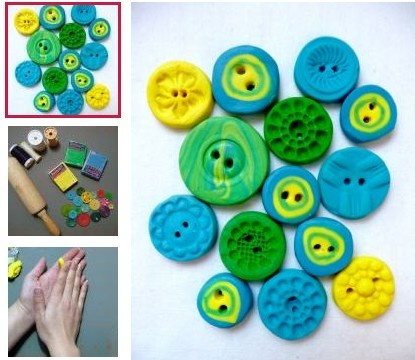 Polymer Clay DIYs
