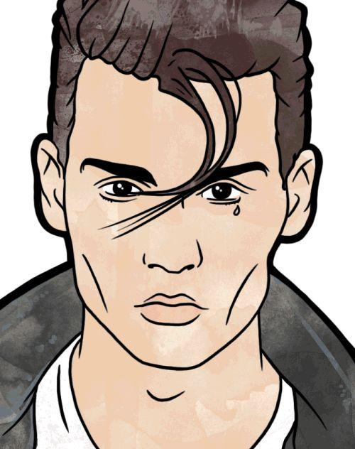 El desván del Freak: Jonnny Depp en todas sus facetas (ANIMACIÓN)