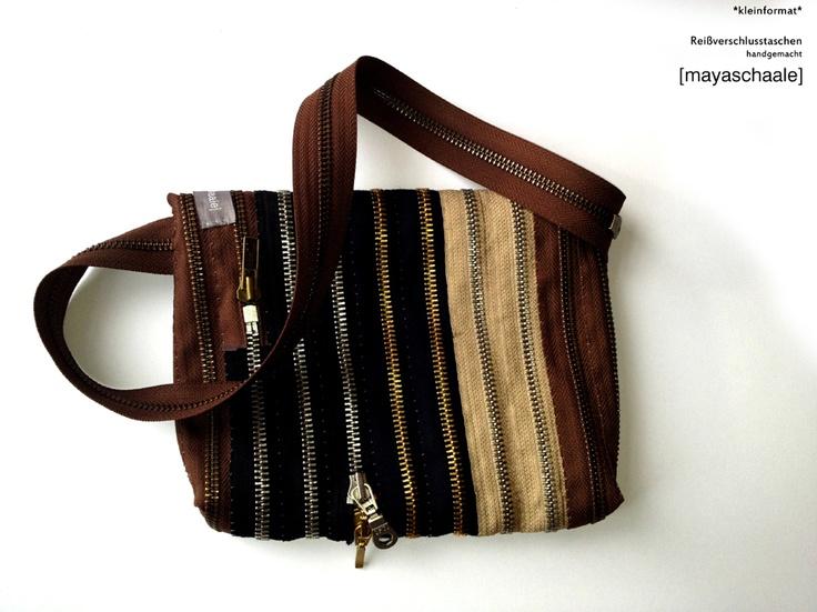 [mayaschaale] zipper bag *kleinformat*