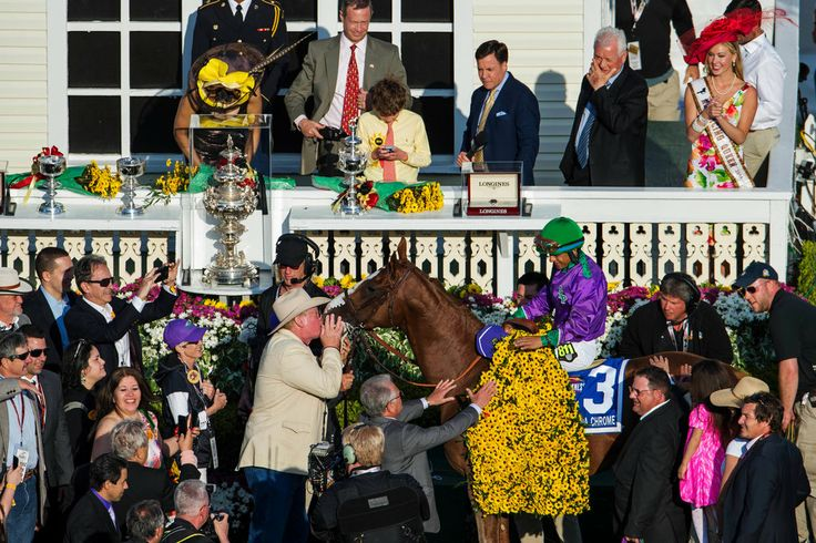 After California Chrome Wins the Preakness, His Team Steals the Show - NYTimes.com