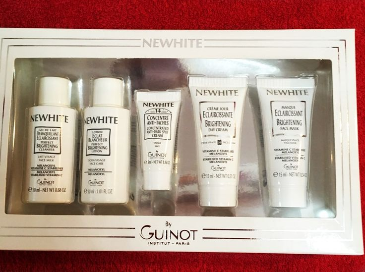 Guinot Christmas pack - Anti-pigmentation treatment course