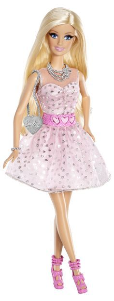 Meet Some of the First Barbie Dolls with Technology