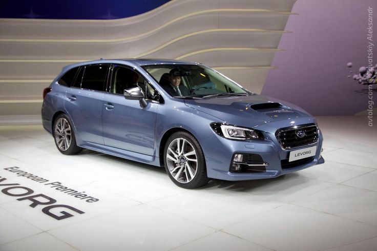 2015 Subaru Levorg EU-Version (Geneva International Motor Show 2015) #Subaru #Subaru_Levorg #Subaru_Levorg_EU-Version #Geneva_2015 #SubaruLevorgUK Visit www.subaru.co.uk/levorg to stay informed.