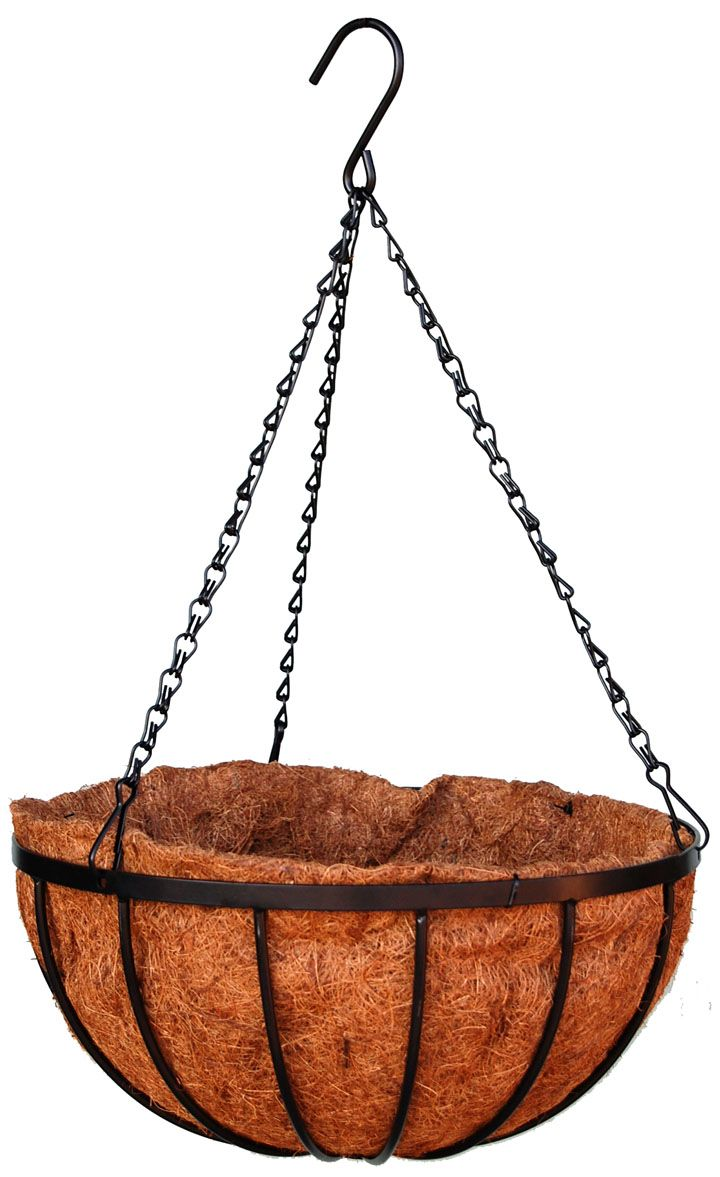 Pro Grow-Plus hanging baskets - Georgian original style - 14
