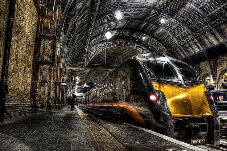 London's King's Cross Station: Jimmy Mcintyre, London King, Kings Crosses Hdr Photos, Travel Photos, Ass Photography, Crosses Stations, King Crosses, Hdr Photography, Favorite Photographers