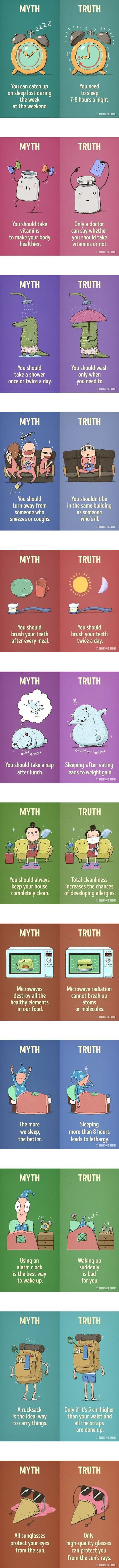 12 Bad Habits We Mistake for Good Ones (Illustrated by Leonid Khan)
