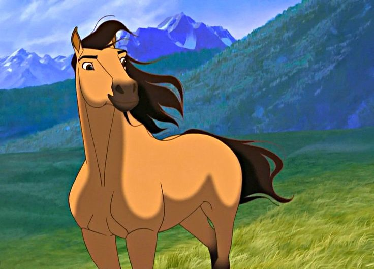 Spirit: Stallion of the Cimarron. Oh, another horse movie...NO! This is an amazing movie that everyone should see!