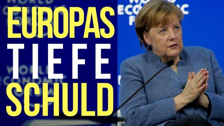 """Europa steht Afrika gegenüber in tiefer Schuld sagte Angela Merkel auf dem Weltwirtschaftsforum in Davos 2018.  Ich stelle euch Asfa-Wossen Asserates Buch """"Die neue Völkerwanderung"""" vor und überlege inwiefern Merkel recht hat.  O-Ton Merkel: """"Wir haben natürlich auch die Herausforderung Kooperationen mit Afrika einzugehen. Nur wenn wir selbst wirtschaftlich stark sind werden wir dafür die Kraft haben. Dieses Miteinander mit Afrika ist mir persönlich sehr sehr wichtig. Denn erstens haben wir…"""