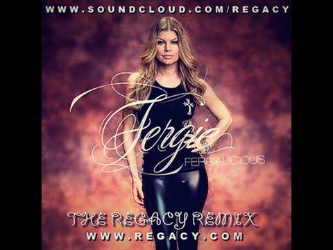 Fergie ft Will i am - Fergalicious (The Regacy Remix)