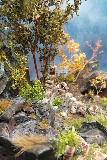 #diorama