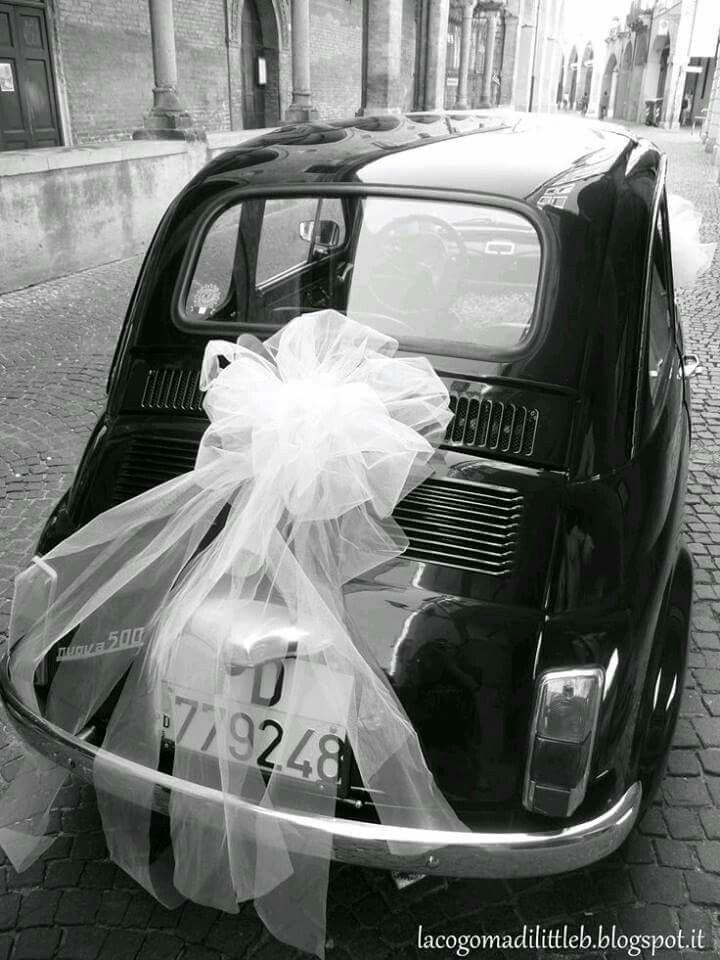 16 best wedding car ideas images on pinterest wedding cars bunt wre es cool weil das auto nicht so viel farbe hat junglespirit Gallery