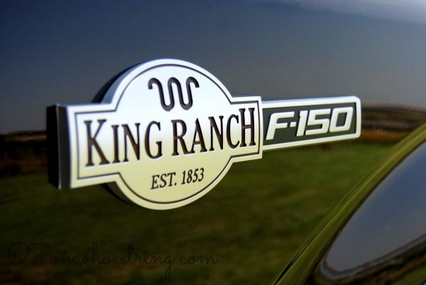 2013 Ford F-150 King Ranch. Really really really LOVE the king ranch my grandparents have. It's not a 2013, but it's still a great truck.