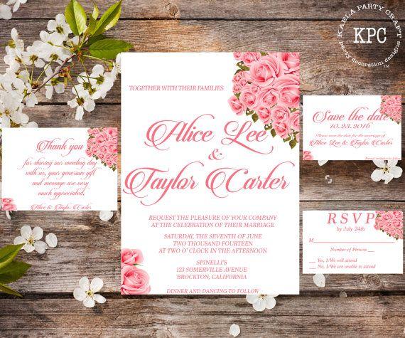 Pink wedding stationery #pinkwedding#pinkweddinginvitation#pinkweddingstationery