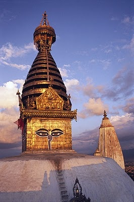 Nepal - #2 on my list! Gotta see Everest one day (just see not climb)