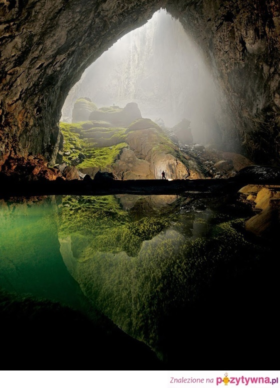 Prawdziwe piękno kryje się w głębi...