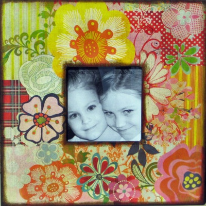 Thistle Picture Frames