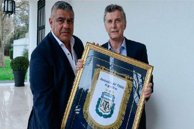 Jorge Sampaoli visitó al presidente de Argentina Mauricio Macri #Deportes #Fútbol