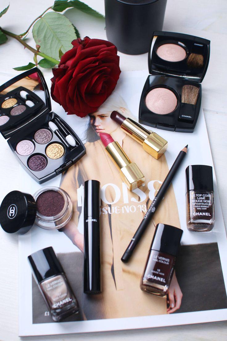 Best 25+ Chanel Makeup Bag Ideas On Pinterest