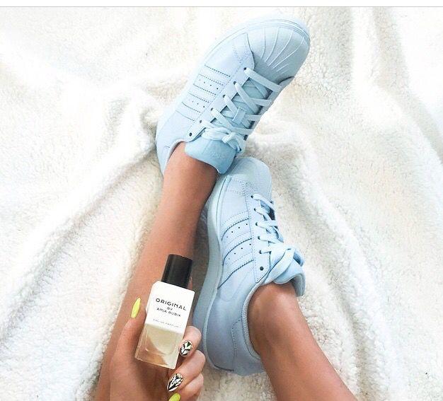 Adidas Supercolor Blue // GIMMMMMMEEEE