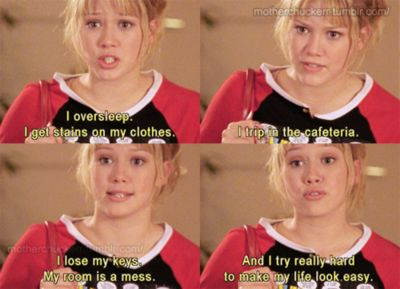 Lizzie Mcguire speaks the TRUTH!