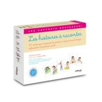 Coffret Les histoires à raconter Montessori