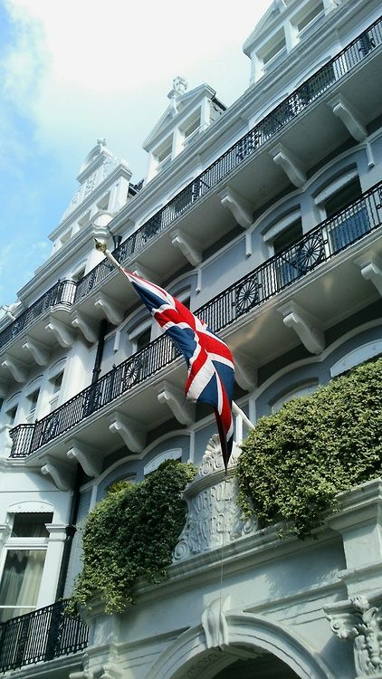 The Ampersand Hotel in South Kensington, London
