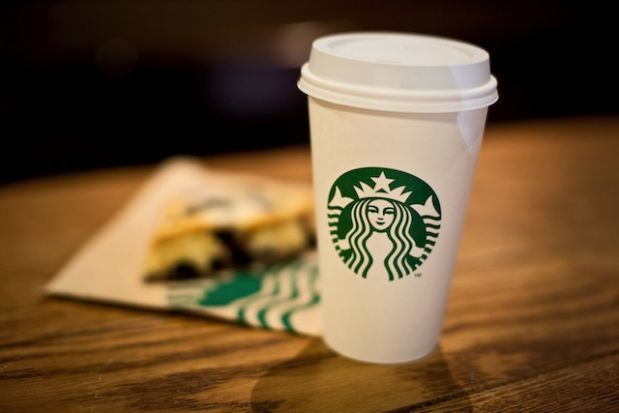 Starbucks    Starbucks'corporate leadership gladly discussed its support for same-sex marriage at a 2012 shareholders meeting, resulting in a boycott by the National Organization for Marriage. The coffee giant, known for its commitment to supplying full- and part-time employees with affordable healthcare coverage, is highly recommended by the HRC due to policies that prohibit discrimination based on sexual orientation. Photo: Bloomberg/Getty Images