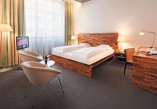 Superior-Zimmer in Berlin-Mitte mit Frühstück